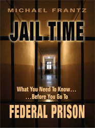 Jail Time by Michael Frantz cover