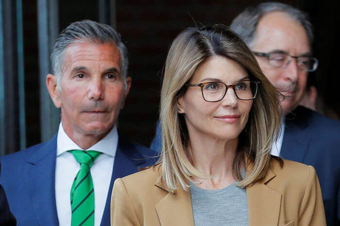Lori Loughlin Preps For Life Behind Bars